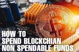 Make Blockchain Non-Spendable Funds spendable